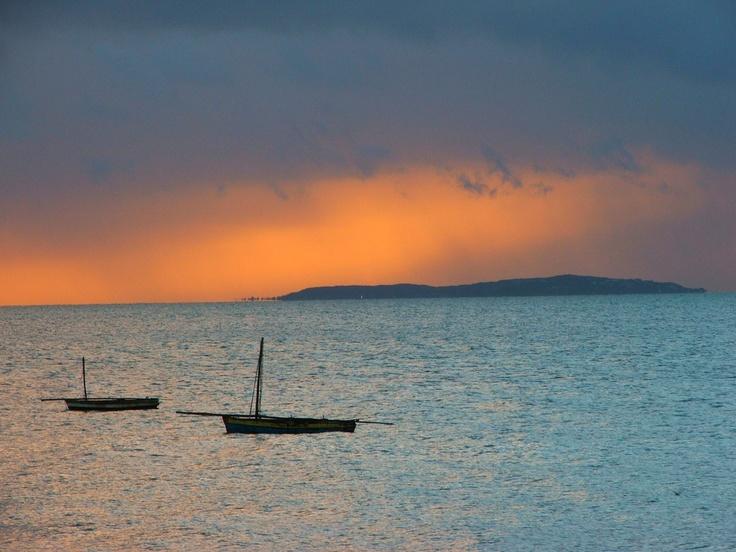 Bazaruto eilande
