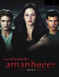 BOAS NOVAS: Saga Crepúsculo Amanhecer parte:1-Filme(2011)