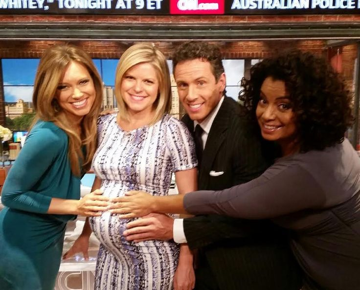 CNN New Day Indra Petersons Kate Bolduan Chris Cuomo Michaela Pereira