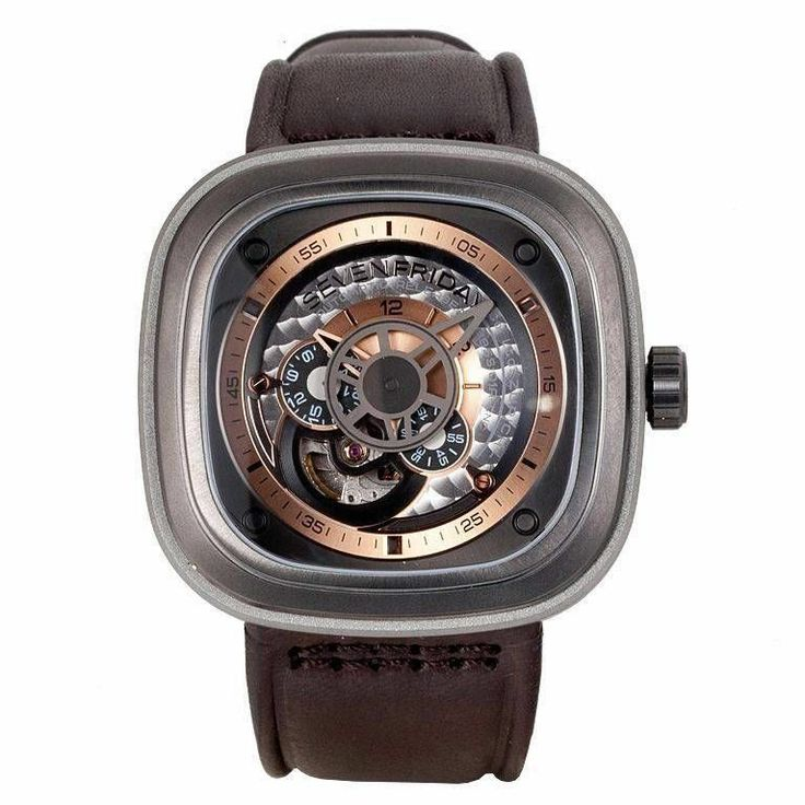 watches automatic famous product wristwatch women sevenfriday and engines design brand mechanical worjaku industrial zone fashion men watch