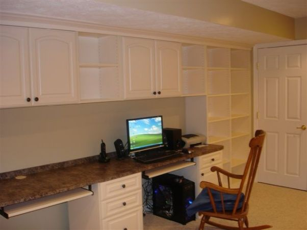 Basement Office Design Property 7 best basement home office spaces images on pinterest | work