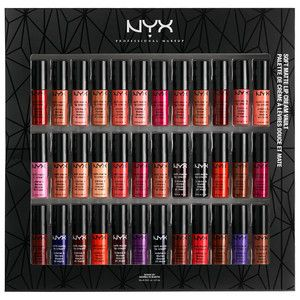 NYX Soft Matte Lip Cream Collection