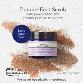 Pumice Foot Scrub 75g