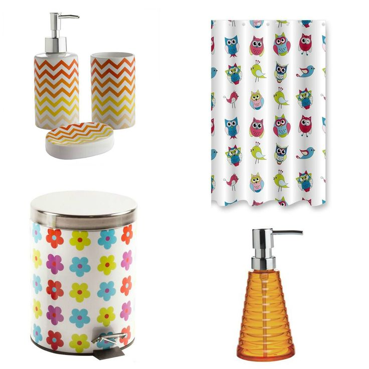 If you wish for a colorful bathroom, you can buy through CashOUT the accessories available at Vivre and you will get 4% cashback! #cashback #bathroom #bathroomdecorations #bathroomaccessories