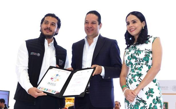 IMSS destina más de 1,300 mdp para guarderías e infraestructura médica en Querétaro - http://plenilunia.com/escuela-para-padres/imss-destina-mas-de-1300-mdo-para-guarderias-e-infraestructura-medica-en-queretaro/44310/