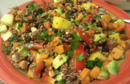 Rip's Sweet Potato Bowl | The Engine 2 Diet