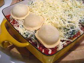 Stacey Snacks: Ravioli Lasagne?