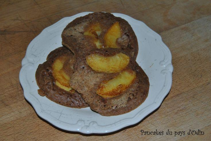 Pancakes du pays d'Odin
