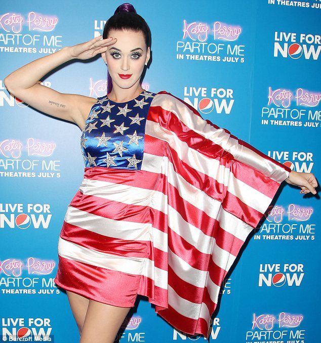 katy perry memorial day party