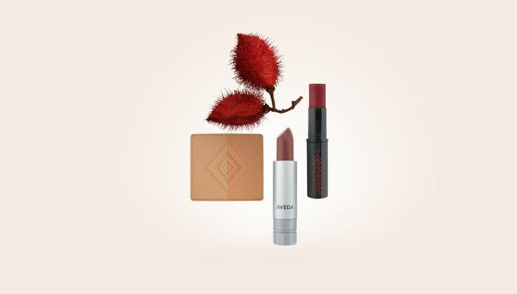 Uruku Color Gloss geeft delippen de glans van een gloss en de kleur van een lippenstiftdankzij de 100% natuurlijke kleur van het annatto-pigment . http://www.lemage-shop.nl/aveda/make-up/lips