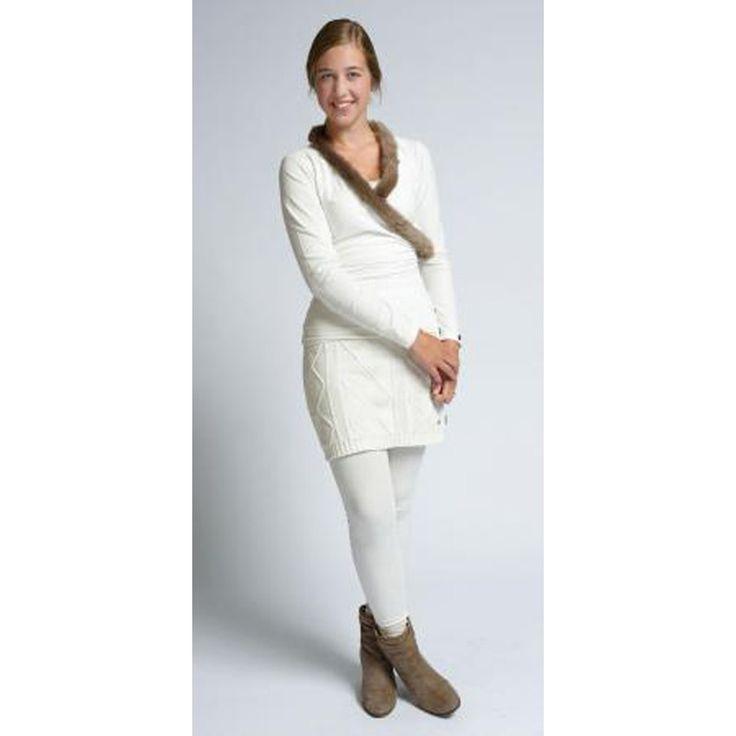 Portland Rok Wolletje Snow bij Minimoda. #Meisjeskleding #Meisjes #Kinderkleding