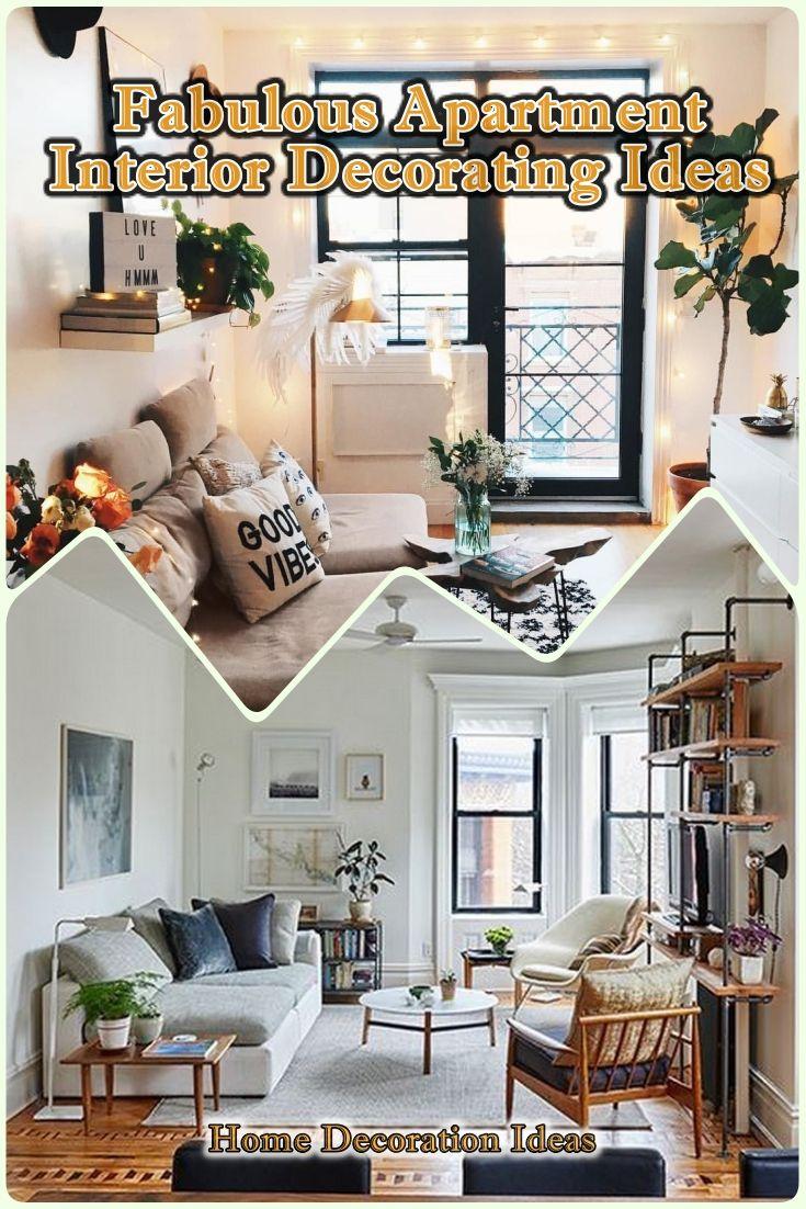 10 Fabulous Apartment Interior Decorating Ideas With Low Budget Apartment Interior Decorating Interior Design Apartment Small Apartment Interior