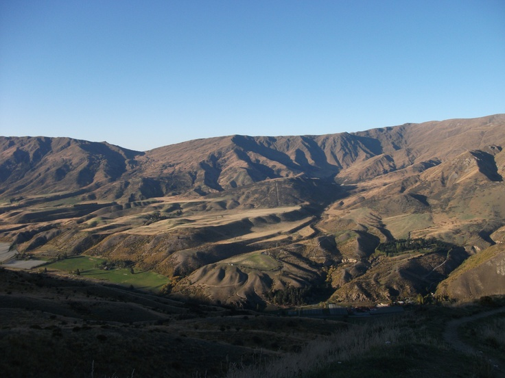 Overlooking the landscape just outside Queenstown New Zealnd my first trip there but not the last #greatwalker
