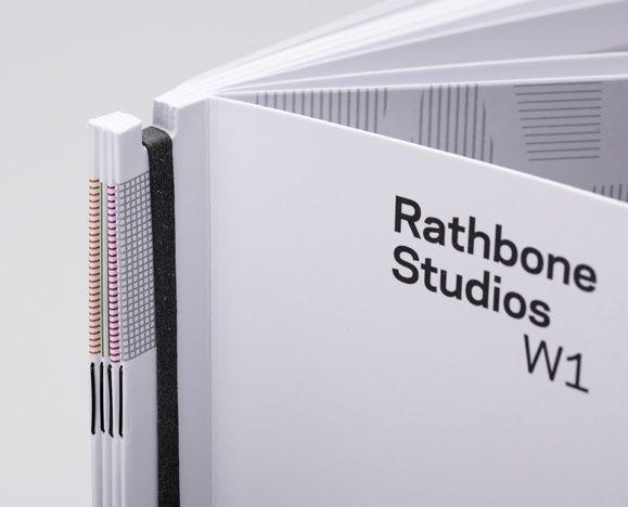 Rathbone Studios binding in Port folio