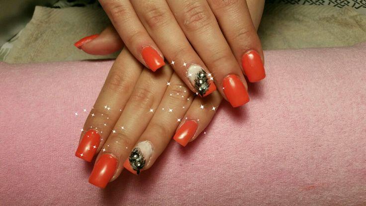 ~Nail art~         Piuma