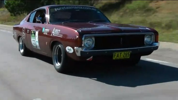 Roaring Aussie muscle cars are better than coffee. Wake up to a burbling Hemi-head inline six.