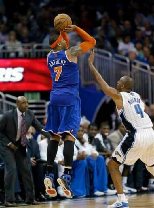 326 best Carmelo Anthony images on Pinterest | New york knicks ...