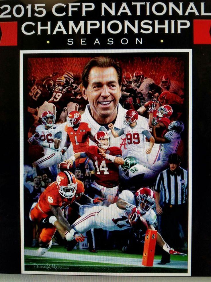 Pin by Alan Braswell on Alabama football Alabama crimson