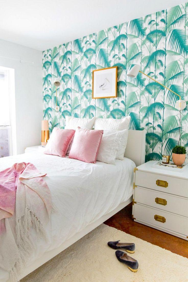 M s de 20 ideas fant sticas sobre papel pintado dormitorio - La maison papel pintado ...