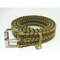 291 best everything paracord images on pinterest for How to make a belt out of paracord