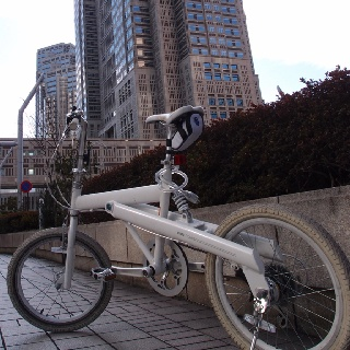my bicycle, METAPHYS movos