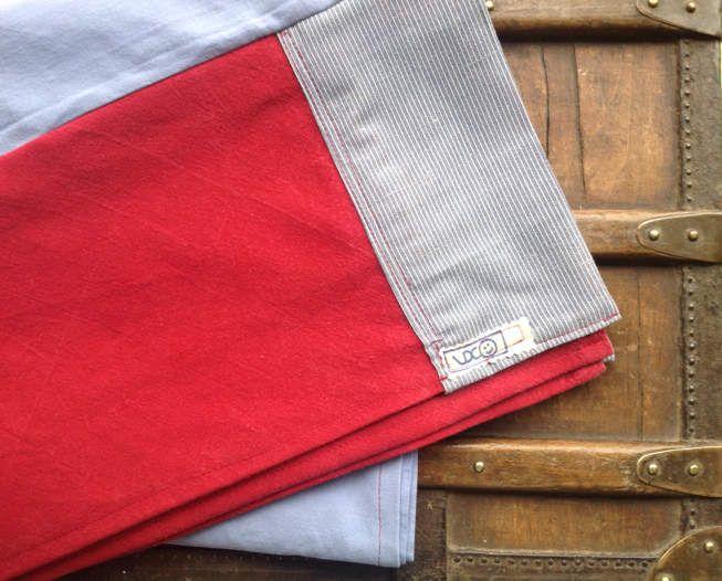 customiser un drap ancien en le transformant en dessus de lit couture pinterest. Black Bedroom Furniture Sets. Home Design Ideas