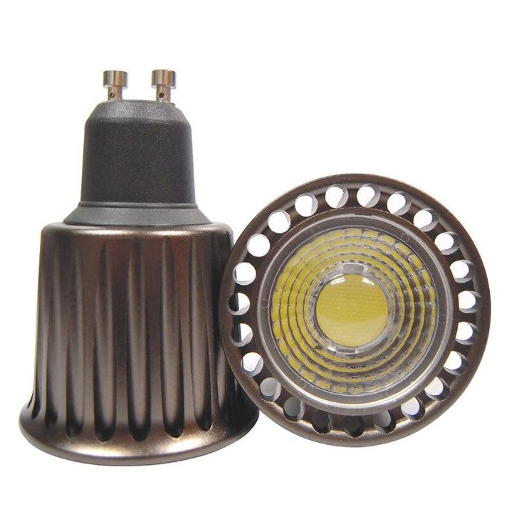 COB Led Bulb GU10 7w Dimmable Led Spotlight Bulb Lamp Super Bright 700lm Warm / Cool White 4500k 85-265V 3 Years Warrenty CE SAA UL Approve