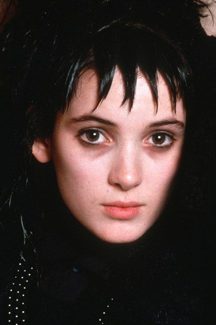 Young rebellious females feature a lot in Tim Burtons films, one example is Lydia from Beetlejuice. I am especially drawn in by her makeup, as, like many of Burtons characters features heavy bags under the eyes.