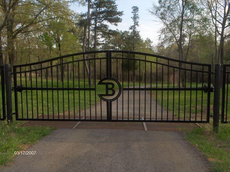Entrance Gates Drive Through Gates Gate