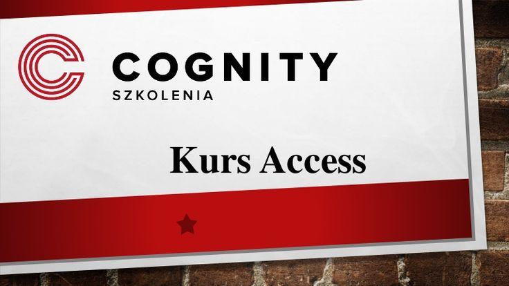 Bazy danych występują wszędzie, w każdej organizacji, szpitalach, szkołach. Na Kursie Access podstawowy nauczysz się projektować własne bazy danych.  Więcej informacji! https://www.cognity.pl/kurs-access-zarzadzanie-baza-danych,s2,64.html #cognity, #kursy, #szkolenia, #access, #accesskrakow, #bazydanych