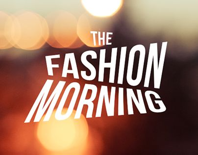 "Check out new work on my @Behance portfolio: ""Fashion passion from early morning"" http://on.be.net/1Unff18"