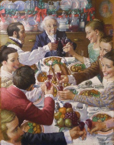 281 best Christmas in the Victorian World. images on Pinterest ...