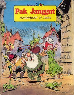 IK PAK JANGGUT (SISIPAN MAJALAH BOBO TAHUN 1980-an..) - M.PRANA CoolAbiez...: DOWNLOAD KOM