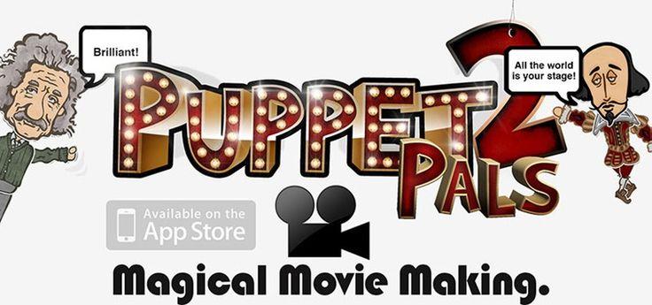 Puppet Pals 2: hauska sovellus animaatioelokuvien tekoon.