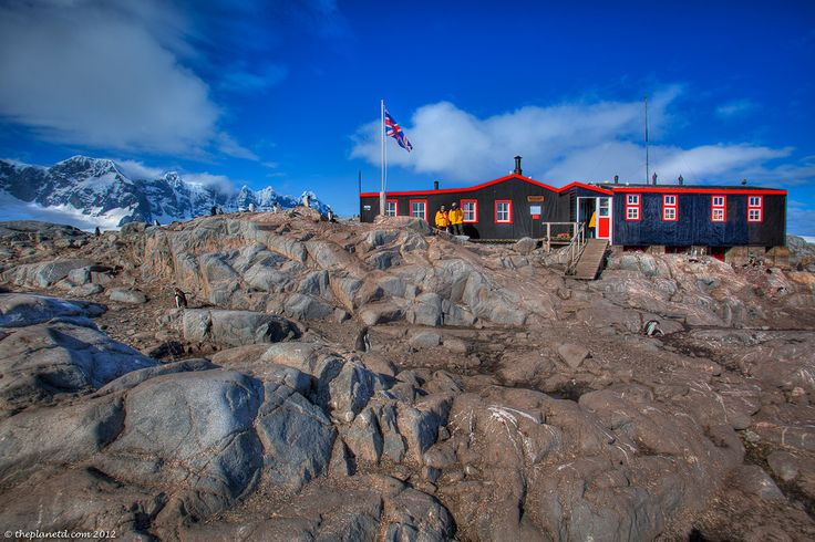 A Post Office in Antarctica? You Betcha!