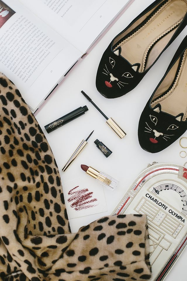 Kitten eyes and red lips... As soon as I heard the whisperings of a Charlotte Olympia x Mac collaboration, I was refreshing the website quicker than the Glastonbury ticket lockdown. Things were seriou