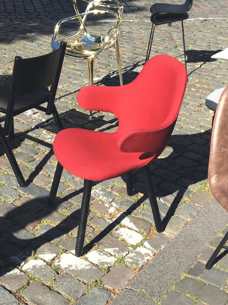 JH1 Catch Chair *** VAN U20ac 690 VOOR U20ac 400 *** Bel