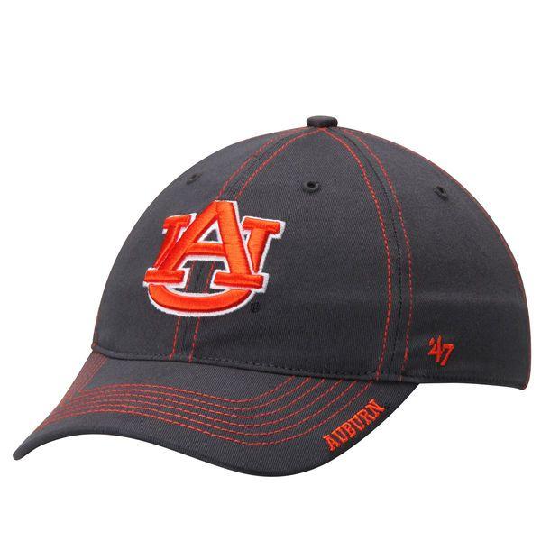 Auburn Tigers '47 Brand NCAA Sleet Closer Flex Hat - Navy - $27.99