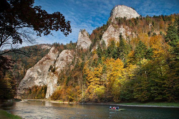 National Park of Pieniny