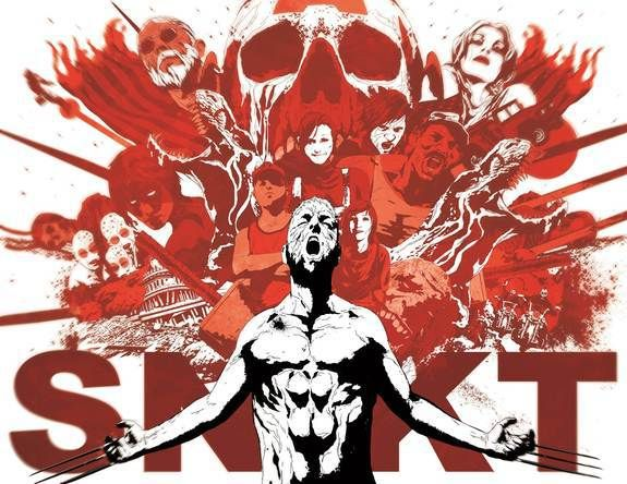 Review: Old Man Logan Issue