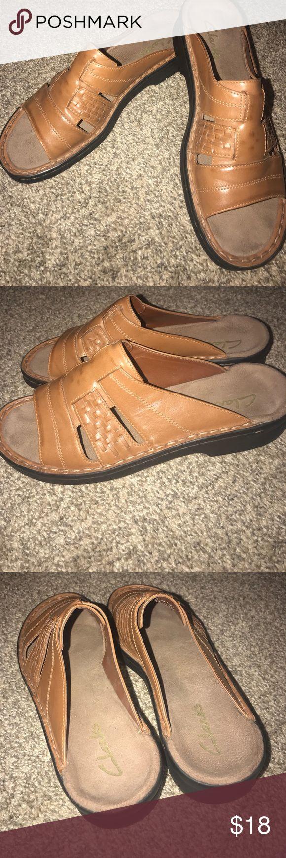 Clarks sandals Size 8 good condition Clarks Shoes Sandals
