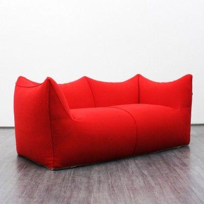Bambole Sofa by Mario Bellini for C and B Italia