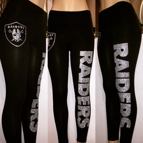Perfect for game days, tailgating and watch parties. These leggings do not disappoint wear them with your favorite jersey or with any top. Woman sizes S-XXL available; the sizes are not in juniors. If you are in between sizes choose the bigger size as some customers say they were smaller than anticipated.    How to care for your leggings: Hand wash delicate cold and hang dry. Do not use dryer. As with any delicate clothing; wear and tear can cause the glitter to become damaged. All sales are…
