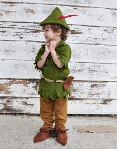 peter pan halloween costume kids boys | zorraindina - Seasonal on ArtFire