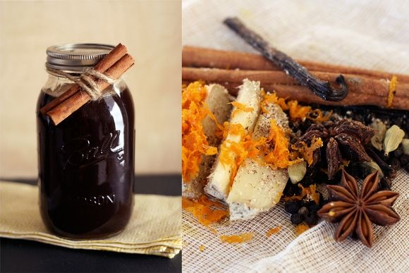Planning to make your gifts this year? http://blog.freepeople.com/2012/12/giftable-recipes-homemade-chai-concentrate/