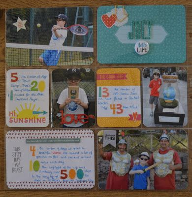 Ruth at' Everyday Life of a Suburban SAHM' continues to share her #monthinnumbers  - here's her July 2016 numebrs scrapbook page. *You* can join in with your own 'Month in Numbers' by using the hashtag #monthinnumbers on Instagram or by reading my full guide here: http://notesonpaper.blogspot.co.uk/p/months-in-numbers.html