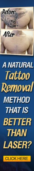 Alternative tattoo removal! Avoid the laser with this helpful  all-natural tattoo removal method. (VIDEO) #tattoo_designs #tattoo_ideas #tattoo #cover_up_tattoo #tattoo_removal #cheap_tattoo_removal #laser_tattoo_removal #covering_up_a_tattoo #tattoo_laser #remove_tattoo_at_home #remove_tattoo_cream #laser_removal #tattoos_removal #home_tattoo_removal #cosmetic_tattoo_removal #cream_tattoo_removal #easy_tattoo_cream #tattoo_off #tattoo_removal_results #best_tattoo_removal #tattoo_cover