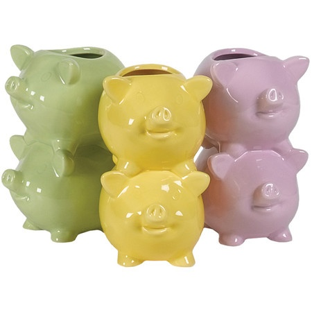 Pig planter joss and main