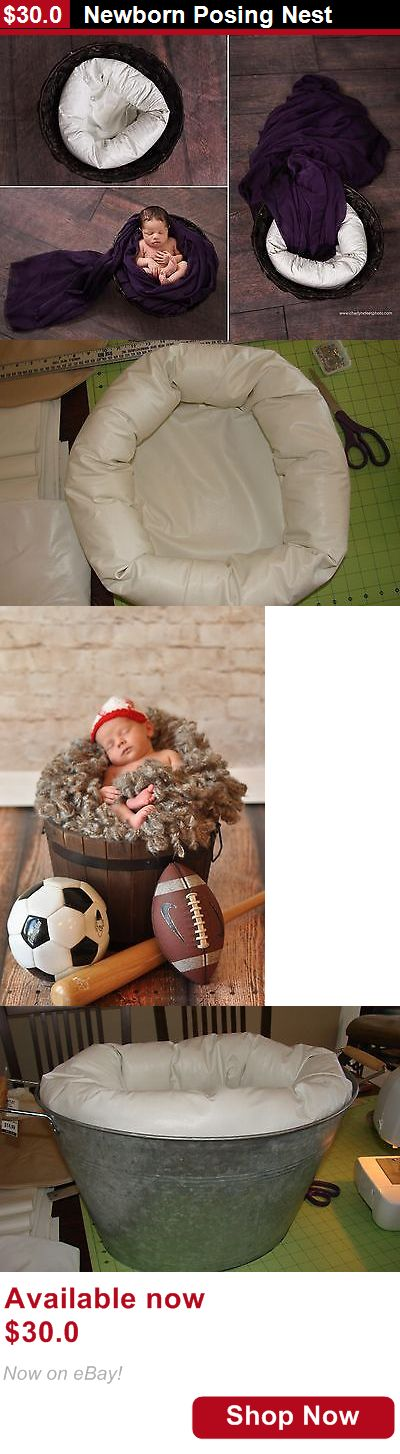 Other Baby: Newborn Posing Nest BUY IT NOW ONLY: $30.0