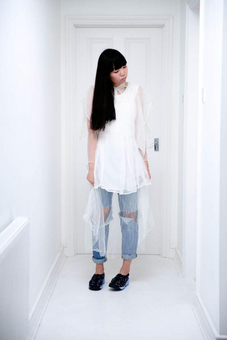 Najlepsze stylizacje blogerek [czerwiec], Susanna Lau, fot.stylebubble.co.uk